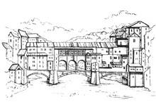 Bridge Ponte Vecchio And The A...