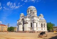 St. Michael The Archangel Church In Kaunas,