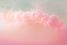 Abstract Pastel Pink Color Pai...