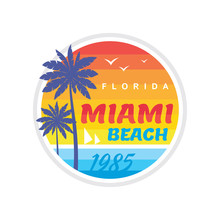 California Miami Beach 1985 - ...