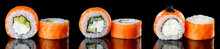 Set Traditional Sushi Rolls