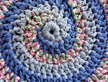 Crocheted Mat