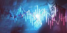 Aktien Chart Am Finanzmarkt