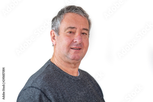 Foto  Man of mature years