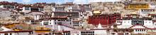 Panoramic View Of Ganden Buddh...