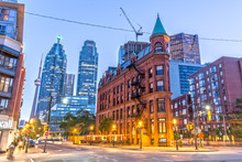 Gooderham Building In Toronto ...