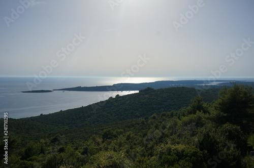 Fotografering  Inseln vor Kroatien
