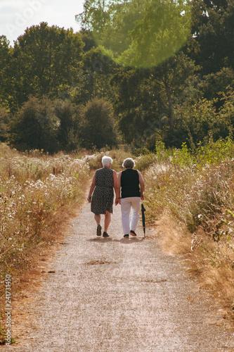 Fotografie, Obraz  Forever Friends Together until the end