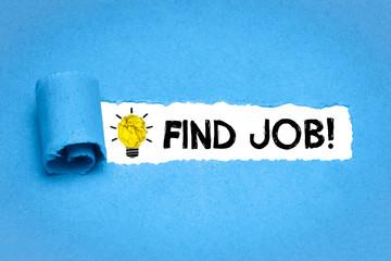 Find Job!