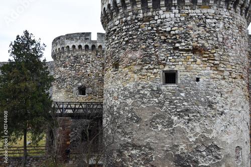 Foto  Kalemegdan Park Belgrade Fortress, Serbia