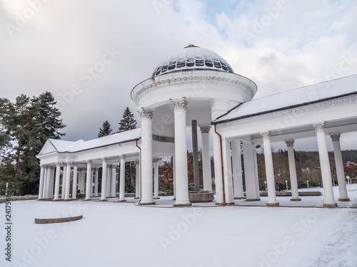 Foto Colonnade in Marienbad