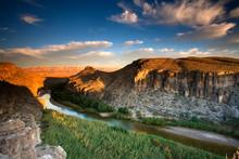 View Of The Rio Grande River F...