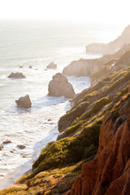 El Matador Beach, Malibu, California: A State Park Along The Pacific Coast Highway (PCH) In Los Angeles, CA.