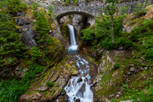 Mount Rainier National Park, W...