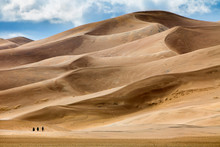 Great Sand Dunes National Park & Preserve, Colorado, USA