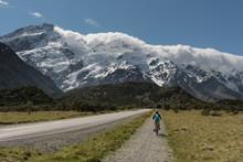 Female, Baby Boomer Cyclist Cy...
