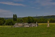 Römische Ruinen In Kaiseraugst