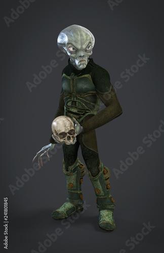 Photo  Alien Invader