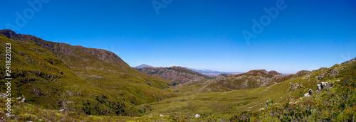 cape mountains panorama  #241822023