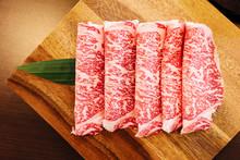 Premium Rare Slices Wagyu A5 B...