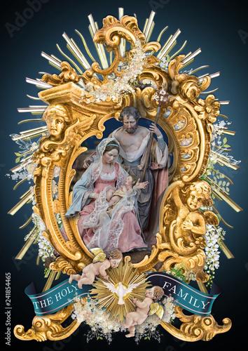 Obraz na płótnie The Nativity of Our Lord