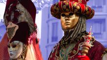 Venez Nombreux Au Carnaval Vénitien !