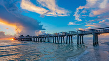 Old Naples Pier, Florida, USA