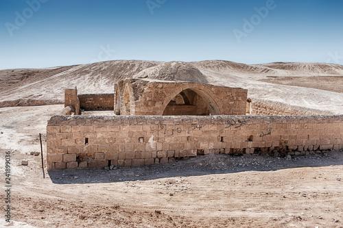 Photo  Tomb In The Negev Desert