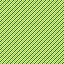 Green Diagonal Stripes Seamless Pattern - Green, Light Green, And White Diagonal Stripes