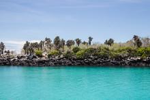 Landscape Of Floreana Island In The Galapagos Ecuador