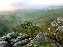 Malham Valley Taken From Malha...