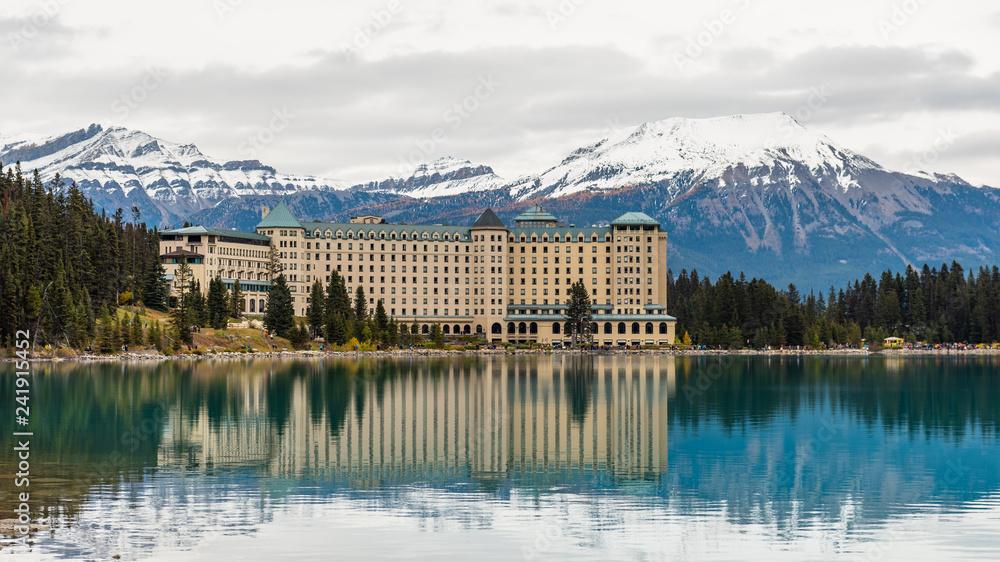 Fototapety, obrazy: Lake Louise
