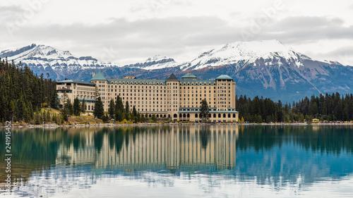 Obraz na plátně  Lake Louise