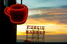 Seattle Coffee And Public Market
