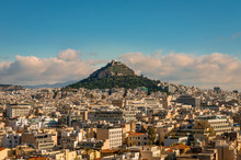 Panoramic View Of The Athens` ...