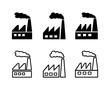 fabryka zestaw ikon