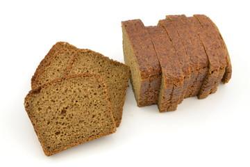 chleb razowy krojony