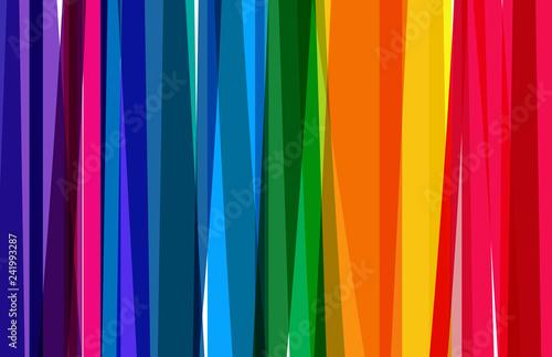 Fond bandes multicolores Tapéta, Fotótapéta