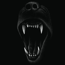 The Vector Logo Bear For T-sh...