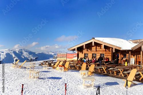 Bärenbadalm, Kitzbühler Alpen, Österreich