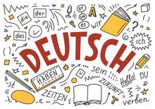 """Deutsch. Translation: """"German""""..."""