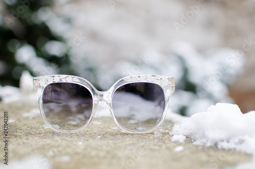 Photo Trendy sunglasses