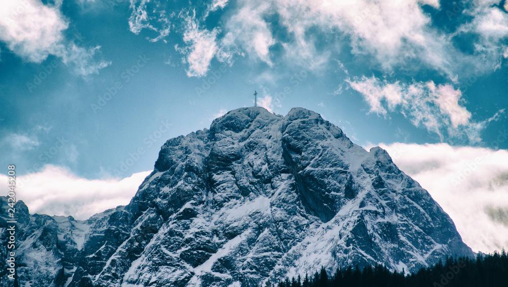 Fototapety, obrazy: giewont-mountain