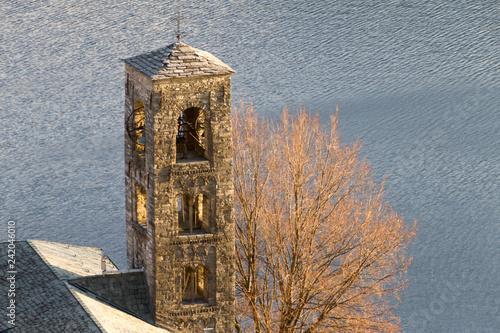 Fotografie, Obraz  Chiesa di Carate Urio (Como)