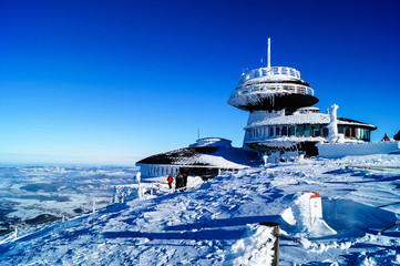 zima-snieżka-góry-polska