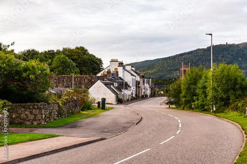Photo Inveraray Scotland