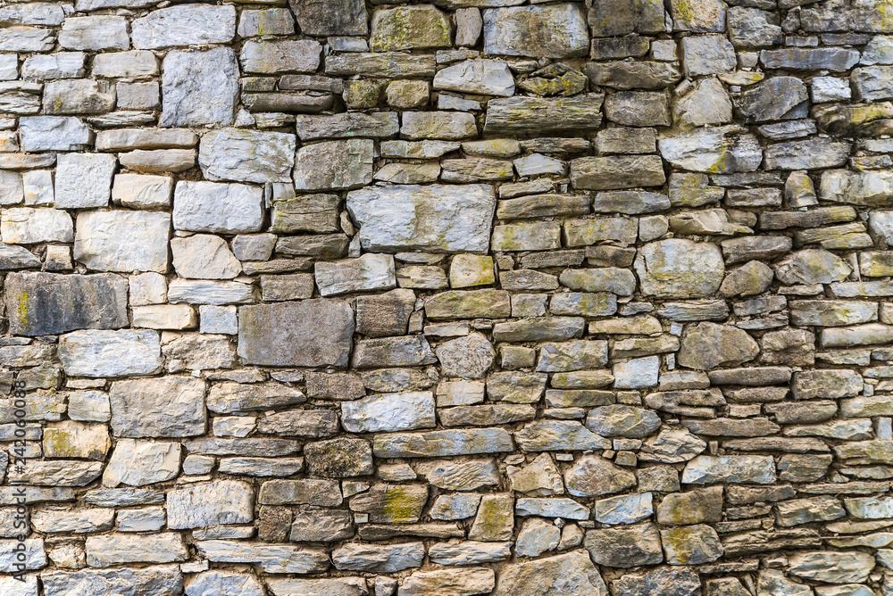 Fototapeta stone ancient wall