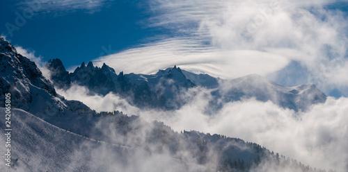 krajobraz-sniegu-chamonix