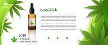 Green Cannabis Leaf Drug Marij...