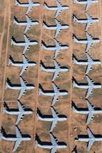 Overlook The Aircraft Boneyard...